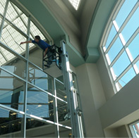 Window cleaning company